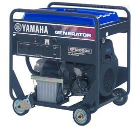 日本YAMAHA EF12000E发电机