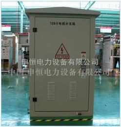 户外10kv电缆分支箱、DFW-10高压电缆分支箱【带SF6负荷开关】