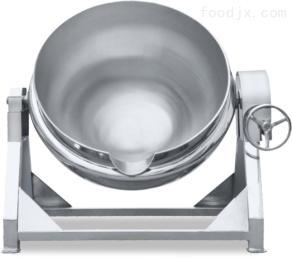 定制定制-电加热蒸汽加热燃气可倾搅拌夹层锅超过蒸煮锅