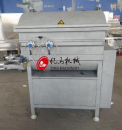 BX-200L烤腸制作全自動真空拌餡機