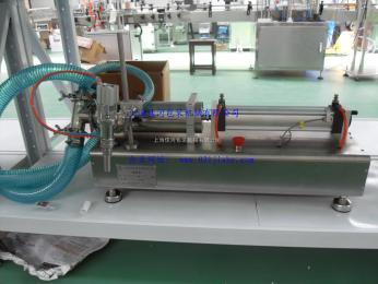 GY-1GY-1单头液体灌装机,饮料灌装机