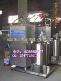 100型冷热循环式鲜奶杀菌机